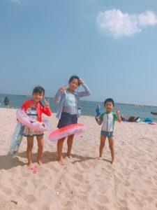 海 〜須磨海岸〜