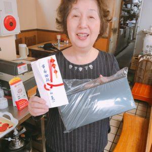 お母さんの誕生日 古希(70歳)