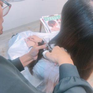 つな髪 ヘアドネーションの変更について